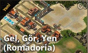 Gel, Gör, Yen (Romadoria)