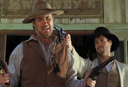 American Bandits: Frank And Jesse James izle