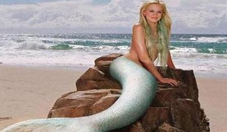 Denizden Gelen Kız - Aquamarine izle