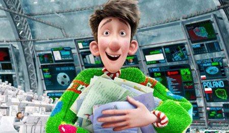 Hediye Operasyonu - Arthur Christmas (3D) izle