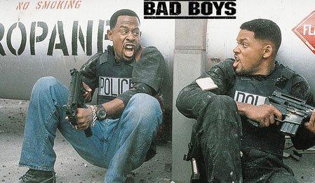 Çılgın İkili - Bad Boys izle