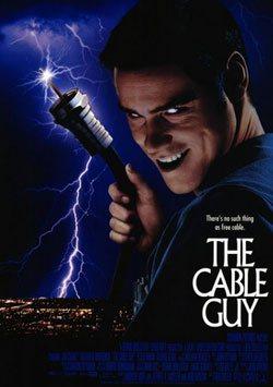 Baş Belası - The Cable Guy izle