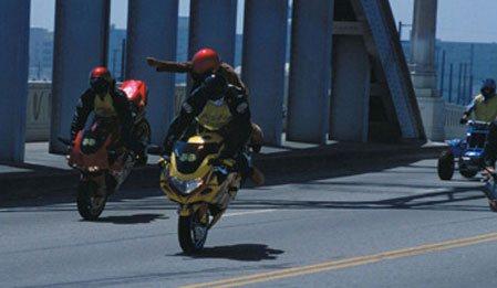 Hız Çetesi - Biker Boyz izle