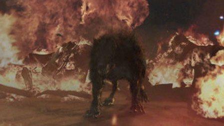 Canavarkurt - Monsterwolf izle