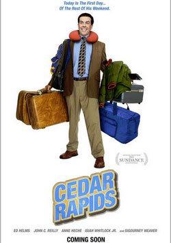 Çılgın Bir Haftasonu - Cedar Rapids izle
