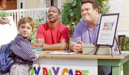 Afacanlar Yuvada - Daddy Day Care izle