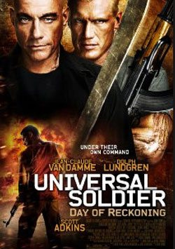 Universal Soldier: Day Of Reckoning izle