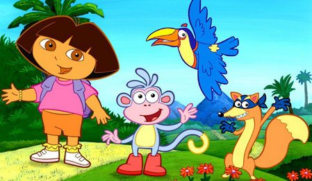 Dora the Explorer izle