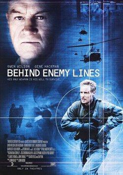 Düşman Hattı - Behind Enemy Lines izle
