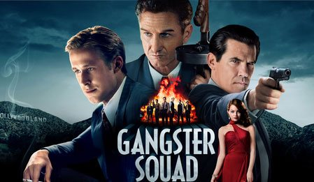 Suç Çetesi - Gangster Squad izle