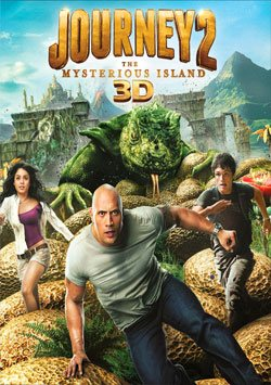 Gizemli Adaya Yolculuk (Journey 2: The Mysterious Island 3D)
