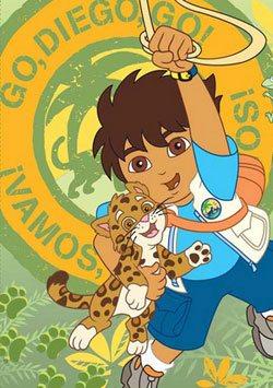 Go, Diego, Go