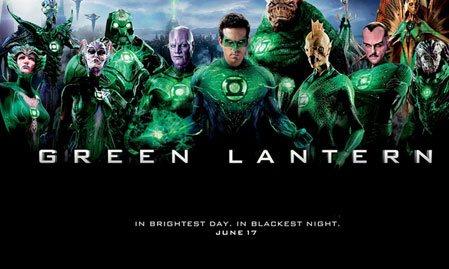 Green Lantern 3D izle