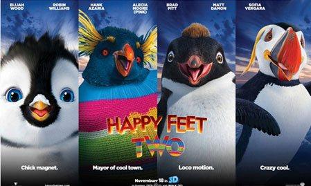 Happy Feet Two  izle