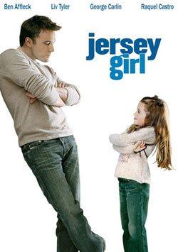 digiturk 2014 filmleri, Babasının Kız - Jersey Girl