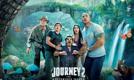 Journey 2: The Mysterious Island izle