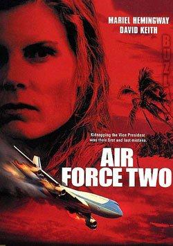 Kadının Namlusunda - Air Force Two izle