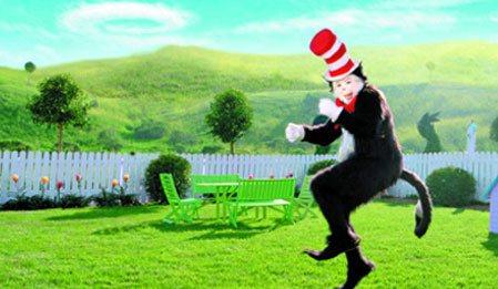 Kedi - Dr.Seuss The Cat in the Hat izle