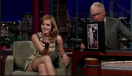 Late Show With David Letterman izle
