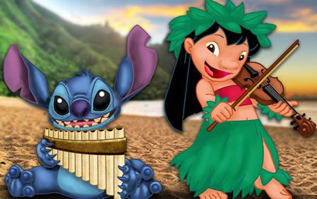 Lilo ve Stitch izle