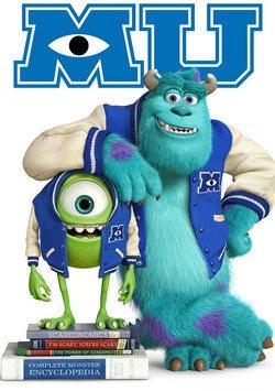 Sevimli Canavarlar Üniversitesi - Monsters University