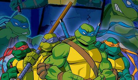 Ninja Kaplumbağalar izle