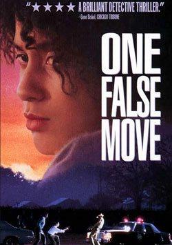 Yanlış Bir Adım - One False Move izle