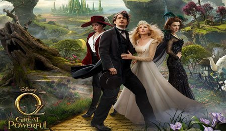 Oz The Great and Powerful izle