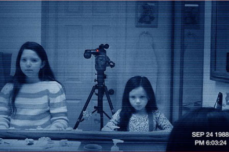 Paranormal Activity 3 izle