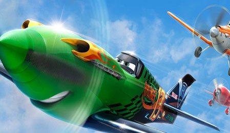 Uçaklar - Planes izle