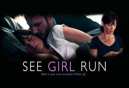Daima İleri - See Girl Run izle