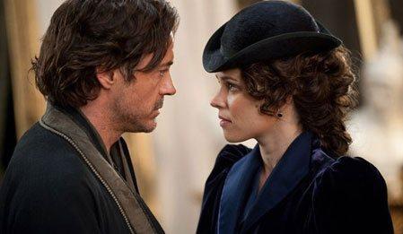 Gölge Oyunları (Sherlock Holmes)  izle