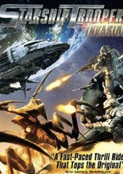 Starship Troopers: Invasion - Starship Troopers: Invasion izle