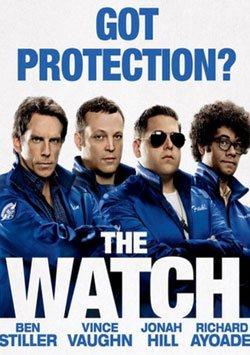 Gözüm Üzerinizde - The Watch izle
