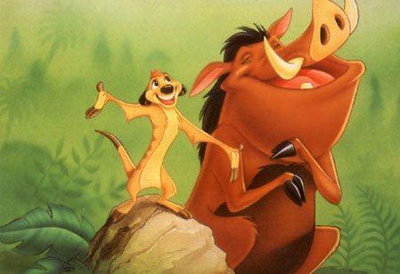 Timon ve Pumbaa izle