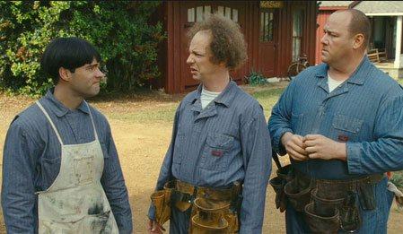 Üç Kafadarlar - The Three Stooges izle