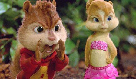 Alvin ve Sincaplar 3- Alvin And The Chipmunks: Chipwrecked izle