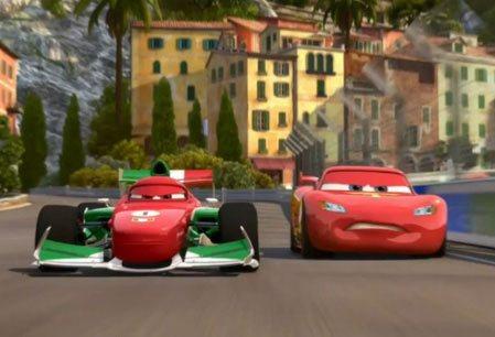 Arabalar 2(Cars 2) izle