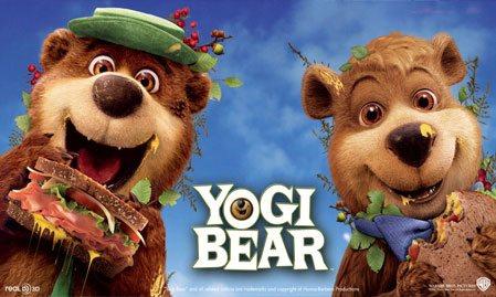 Yogi Bear izle