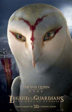 Baykuş Krallığı Efsanesi(Legend Of The Guardians: The Owls of GaHoole)