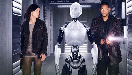 Ben, Robot - I, Robot izle