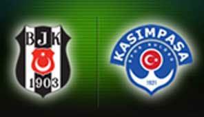 Beşiktaş - Kasımpaşa - Lig TV Canlı İzle