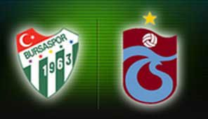 Bursaspor - Trabzonspor Maçı - Lig TV Canlı İzle