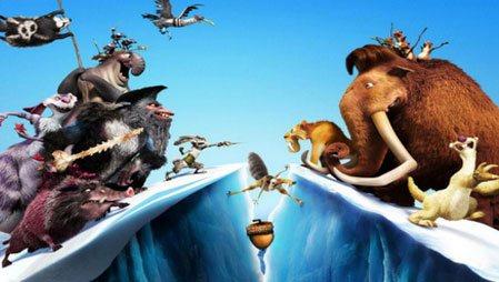Buz Devri 4: Kıtalar Ayrılıyor - Ice Age:Continental Drift izle