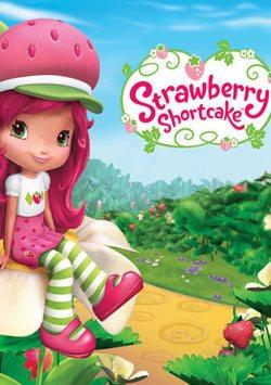 Çilek Kız - Strawberry Shortcake