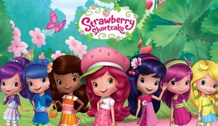 Çilek Kız - Strawberry Shortcake izle