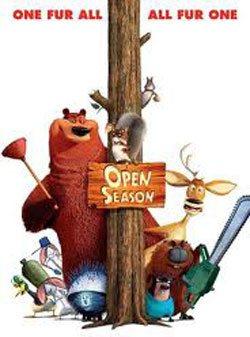 Çılgın Dostlar(Open Season)