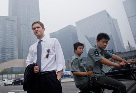 Çin'deki Amerikalı - An American In China izle