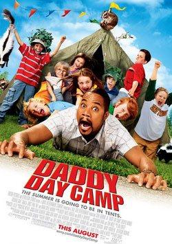 Afacanlar Kampta - Daddy Day Camp