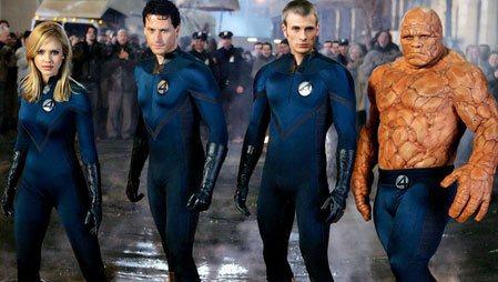Fantastik Dörtlü - Fantastic Four izle